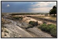 orage sur le Bassin d'Arcachon