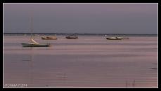 Ciel rose,Bassin d'Arcachon
