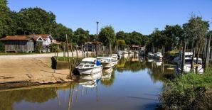 port de Biganos