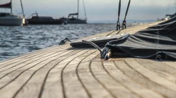 bateau-bois-dériveur-bassin d'arcachon