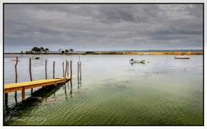 petit ponton,conche du Mimbeau