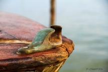 Bateau typique bassin d'arcachon fabrication bois
