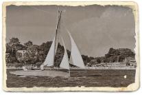 photo bateau voilier ancien