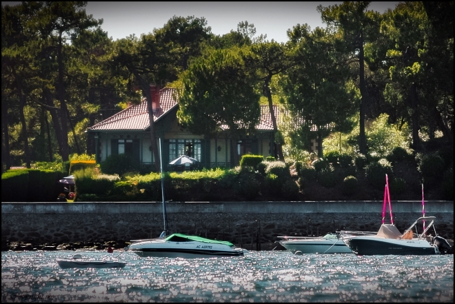 Villa de rêve. Bassin d'Arcachon.
