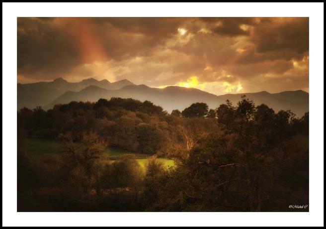 Automne dans les Pyrénées